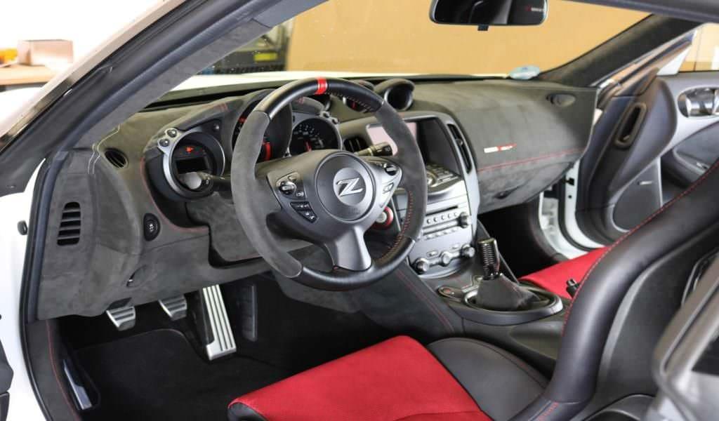 Nissan 370Z Nismo Alcantara dream